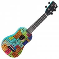 CVUK1 UKULELE PAKET - THE WALL