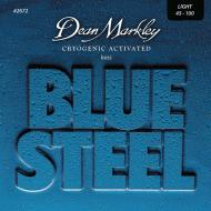 DM2672 BLUE STEEL LIGHT 4 STRING 45-100 SET ŽICA ZA BAS GITARU