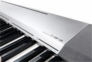 Kompakt digitalni klavir CDP-130 SR Silver