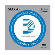 PL011 pojedinačna žica za električnu / akustičnu gitaru