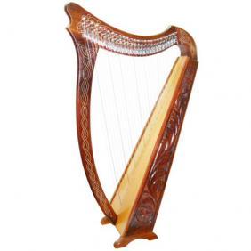 školska harfa 27 žica - 1