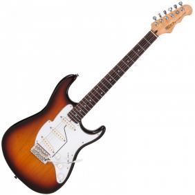 FKV6F-OCB CORONA FLUENCE električna gitara  - ORIGINAL CLASSIC BURST - 1