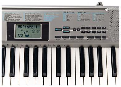 Osnovna klavijatura - 5 oktava - CTK-1500 - 5