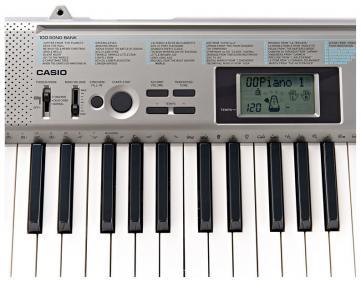 Osnovna klavijatura - 5 oktava - CTK-1500 - 6