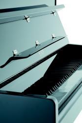 Pianino P118 M1 C/P Crni polirani