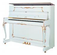 Pianino P118 R1 bela mat