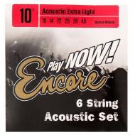 EWS10 Set žica za akustičnu gitaru