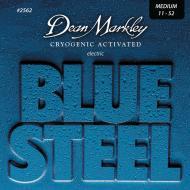 DM2562 BLUE STEEL MEDIUM 11-52 SET ŽICA ZA ELEKTRIČNU GITARU